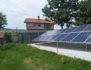 Хибридна соларна система - 13 kW