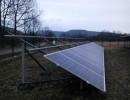 Autonomous solar system - 16 kW