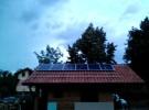 Autonomous hybrid solar system - 3kW