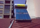 Solar hot-water system (under pressure) 100 liters mounted in Sofia city