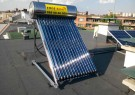 Solar hot-water boiler 150 liters under pressure - Sofia city