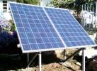 Autonomous solar system - 0,5 kW