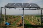 Autonomous photovoltaic system - 1.5 kW