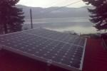 Autonomous solar system - 1 kW off grid
