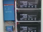 Autonomous solar system - 2 kW off grid