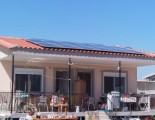 Autonomous photovoltaic system - 3kW