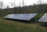 Autonomous (hybrid) solar system - 12,5 kW
