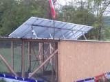 Autonomous solar system - 3 kW