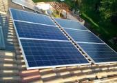 Autonomous hybrid solar system - 10kW