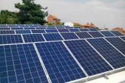 Hybrid photovoltaic system - 15 kW