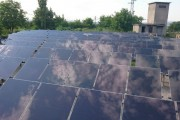 Photovoltaic system to the grid - 30kW, Gorna Oryahovitsa city