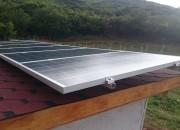 Autonomous hybrid solar system - 4kW
