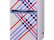 DC Compressor refrigerator with freezer - 90L 70W