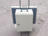 Mobile solar system - 1000 W