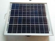 Преносим соларен куфар - 20 W
