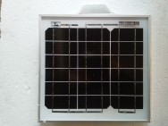 Преносим соларен куфар - 5 W