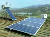 Autonomous solar system - 1 kW - Iskra village, horse riding