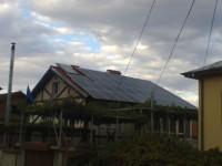 Photovoltaic plant - Bratsigovo village - 12,75 kW