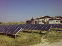 Photovoltaic plant - Manole village - 10 kW