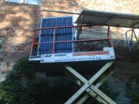 Photovoltaic plant - Sofia city - 1,3 kW